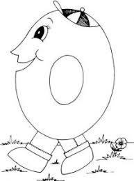 number zero worksheets preschool funnycrafts