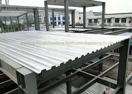 astm corrugated steel floor decking sheet steel structure 0 5mm