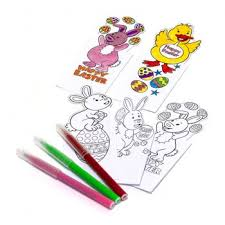 easter bookmarks 4 pack