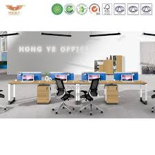 high quality office table high quality office table computer desk for staff h90 0211 china