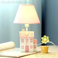girls bedside table lamps