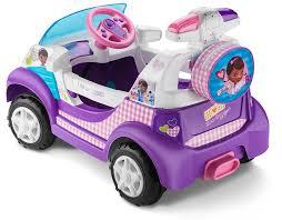 disney doc mcstuffins toy rescue ambulance kid trax toys