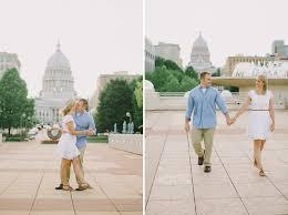 Wedding Photographers Madison Wi Kristi U0026 Mark Memorial Union Madison Engagement Sessionjames