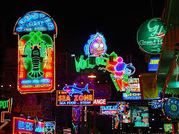 free photo neon lights lights signs evening free image on