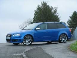used audi rs4 2006 manual petrol quattro 5 door 4 2 blue for sale