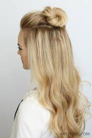 hair buns 5 summer mini bun hairstyles sue