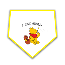wall stickers decals newcastle under lyme vinyl house u k i love mummy winnie the pooh baby bib
