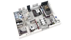 plan maison simple 3 chambres plan maison simple 3 chambres plan maison