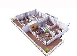 Home Design 3d Premium 72 Best 3d Floorplans U0026 Maps Images On Pinterest Interactive Map