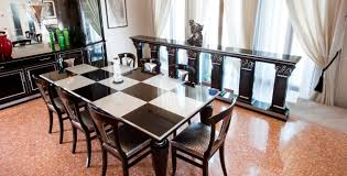 Contemporary Wood Dining Room Sets Contemporary Dining Table Wooden Rectangular Grand Gourmet