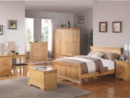 Oak Bed First Chop Oak Bedroom Furniture
