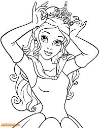beauty and the beast coloring page beauty and the beast coloring