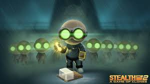 stealth inc 2 game of clones android gameplay hd youtube