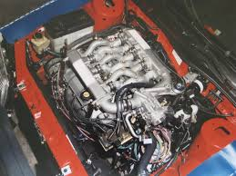 Ford Taurus Sho Engine So This Is What Brought About The Taurus Sho Taurus Car Club Of