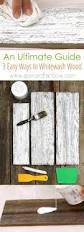 best 25 whitewash wood ideas on pinterest white wash wood