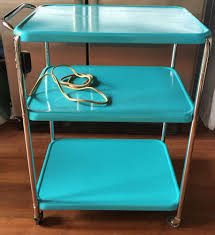 awesome 60s kitchen table and vintage cosco cartmid century modern