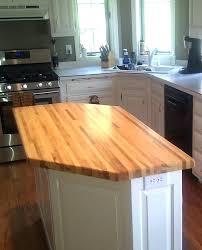 kitchen work island butcher block top crosley oxford set with