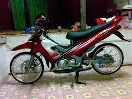 motomalaya illegal yamaha 125z racing bike
