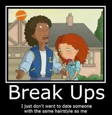 Ginger Meme - as told by ginger meme break ups on bingememe