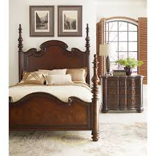 thomasville hills of tuscany lucca king poster bed