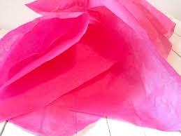 Tissue Paper Gift Wrap - pink tissue paper gift grade 20 x 30 gift tissue paper