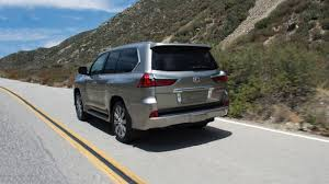 lexus lx used 2017 lexus lx 570 suv pricing for sale edmunds