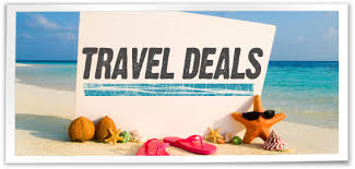 travel deals airfare cruises and more updated daily