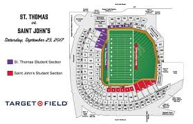 Scsu Map Here U0027s What Target Field Will Look Like Next Fall For Tommies