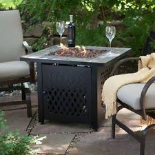 Table Patio Heater Fire Pit Table Propane Lp Gas Patio Heater Outdoor Fireplace