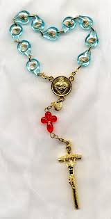 rosary for small one decade rosary of the unborn