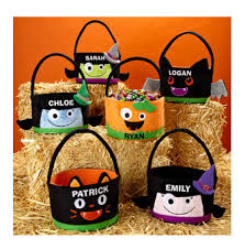 personalized trick or treat bags personalized treat bags 10 95 today only