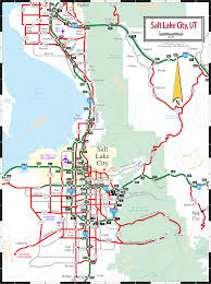 Utah Map Of Cities by Google Map Of Salt Lake City Utah Usa Beauteous Map World Slc Ut