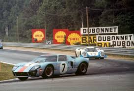 gulf gt40 ford gt 2017 ford u0027s faster production car ever hits 216 mph fortune