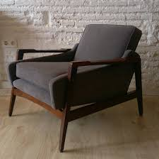 armchairs by jens risom for knoll international 1960s set of 2