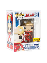captain america spirit halloween funko marvel captain america civil war pop iron man unmasked