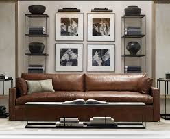 Futura Leather Sofa Living Room Furniture Interior Ideas Living Room Futura Leather