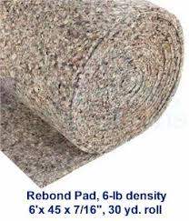 selecting the right carpet pad padding cushion