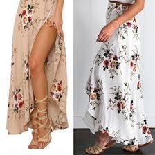discount women print retro flower dress 2017 women print retro