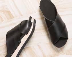Black Comfort Shoes Women Shoes Designer And Maker Men And Women Clogs By Yaelherman
