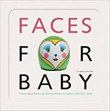 faces for baby an for baby book 9780763664336