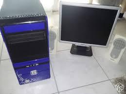 ordinateur de bureau windows 7 occasion ordinateur bureau pentium offres juin clasf