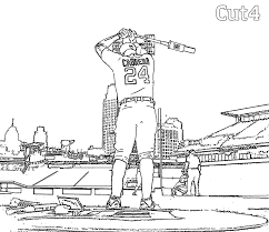 chicago cubs coloring pages snapsite me