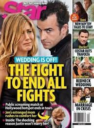 aniston mariage aniston and justin theroux called the wedding