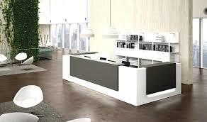 home office white ceramic flooring tile office desk with
