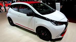 aygo 2015 toyota aygo x play exterior and interior walkaround debut