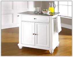 crosley kitchen island with stainless steel top home design ideas