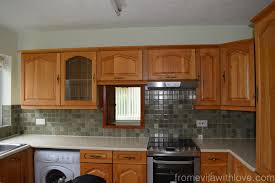 Kitchen Cabinet Remodel  Tidbits Twine Kitchen Cabinet Trim With - Kitchen cabinet trim