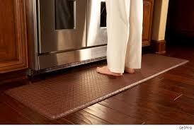schön bamboo kitchen floor mat amazing delighful comfort mats for