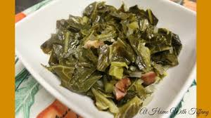 thanksgiving series collard greens