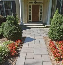 Backyard Walkway Ideas by 118 Best Sidewalk Images On Pinterest Front Walkway Walkways